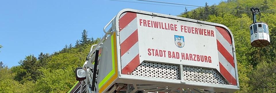 Bad Harzburger Feuerwehren